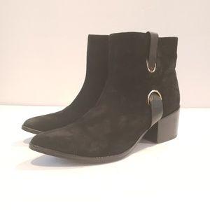 Rachel Zoe Ankle boots black suede